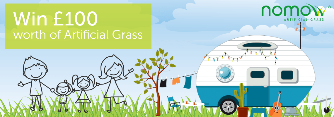 Nomow Artificial Grass Giveaway