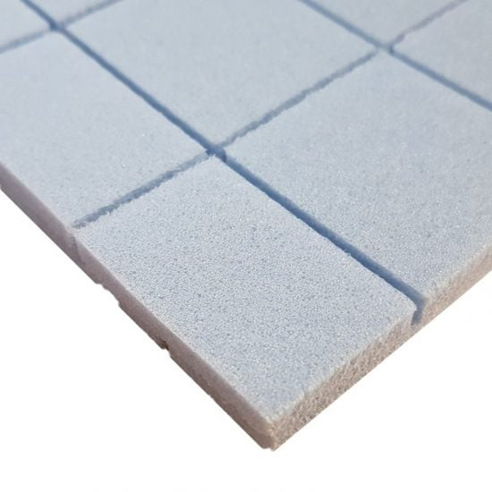 Blue 10mm shockpad