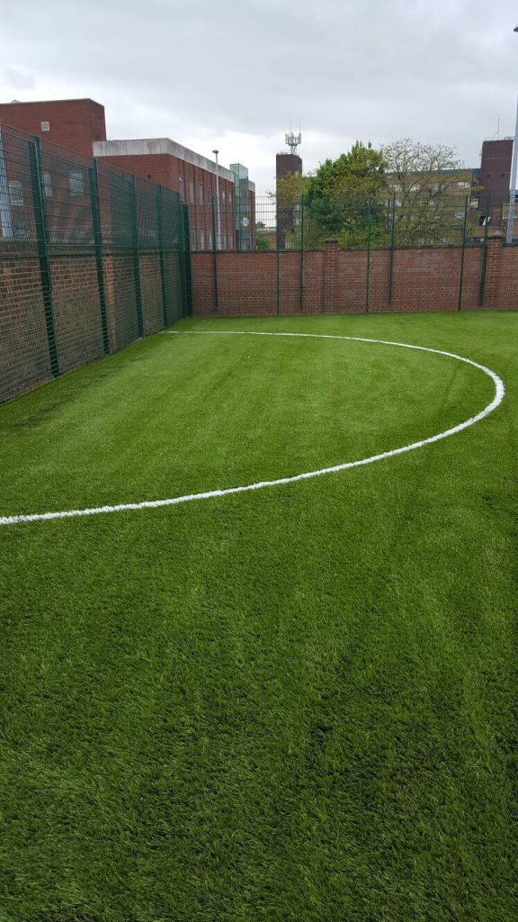 Eltham School Sports Pitch