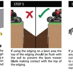 Edge install steps 4 to 6