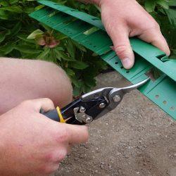 Vertedge cut knife