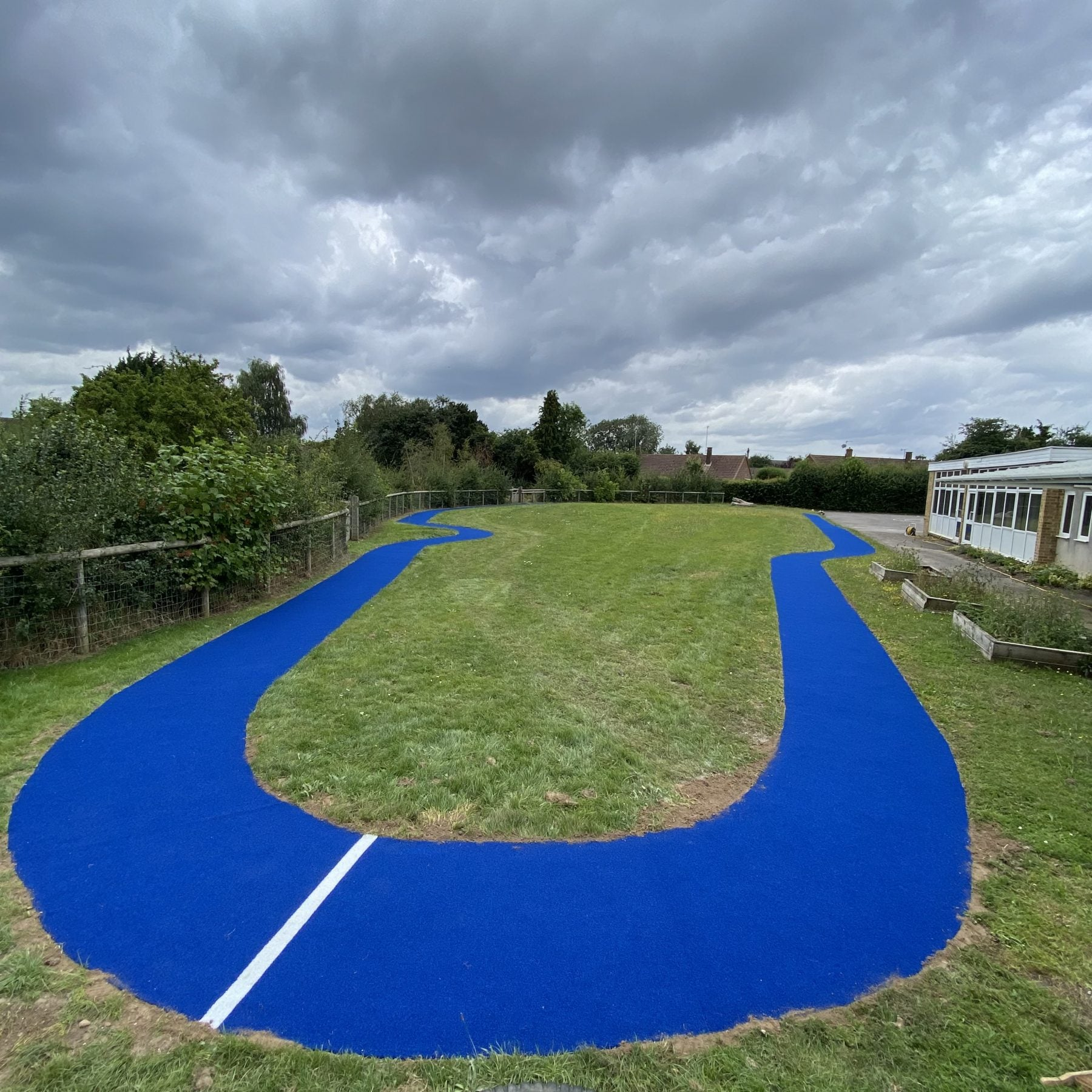 Active Play Blue - August 2021 - High Wycombe